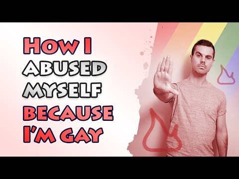 How I abused myself because I
