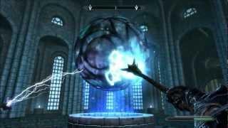 The Elder Scrolls Skỳrim Tutorial: Magiergilde: [Das Auge von Magnus] Ancarno besiegen HD