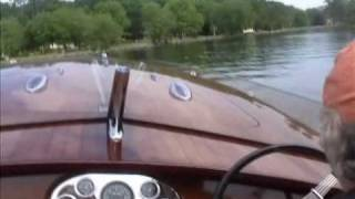 Wooden Boats In Motion Clarion Gr 21.wmv