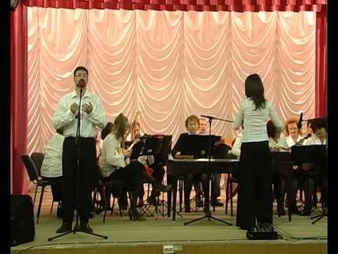 """Отчётный концерт детской школы искусств ст.Тбилисской 7 мая 2014г. (ТРК""""Метроном-3"""")"""