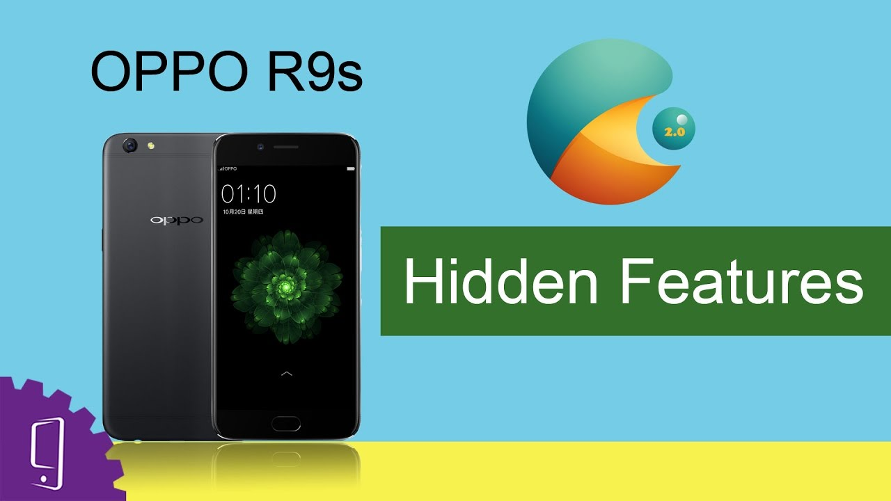 OPPO R9s Tips and Tricks