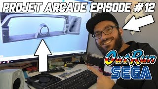 PROJET ARCADE #12 - impression 3D - OUTRUN - RAD MOBILE -
