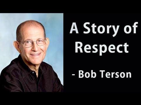 A Story of Respect - Robert Terson (Talking Sales 285)