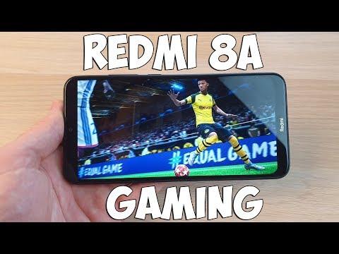 REDMI 8A GAMING TEST (SNAPDRAGON 439) - ИГРОВОЙ ТЕСТ!