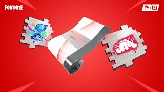 New free skins from YouTube on Fortnite! How to receive them?? -Fortnite Romania