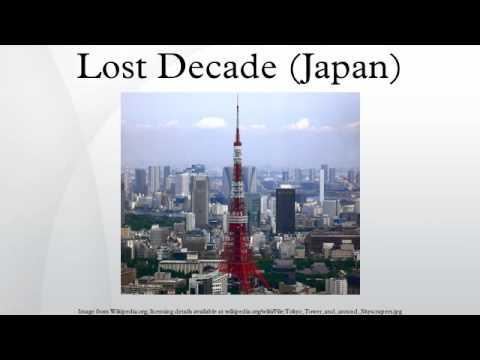 Lost Decade (Japan)