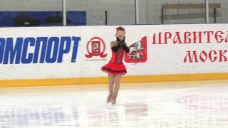 "Сабирова Серафима ""Finist Cup 2016"" 3 место"