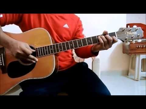 Hamari adhuri kahani Guitar lesson ( intro, 3 strumming  pattern)