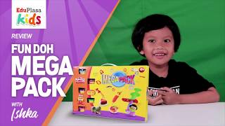 FUNDOH MEGAPACK |Review Game | Toy Review