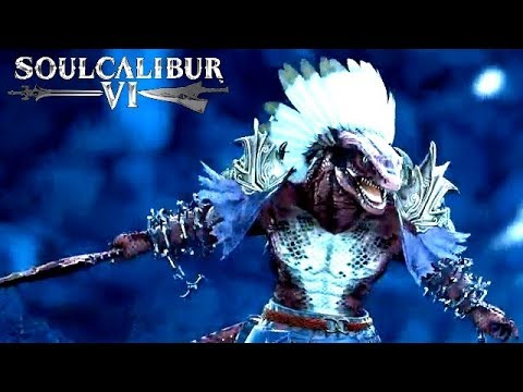 Soulcalibur VI - Character Creation Online Ranked Match Gameplay!