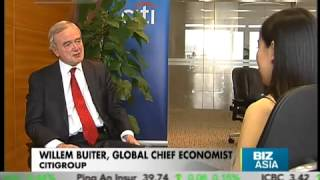 Interview with Willem Buiter, Citigroup