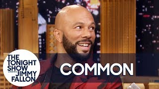 Common Was Overshadowed by LeBron James on the Smallfoot Red Carpet