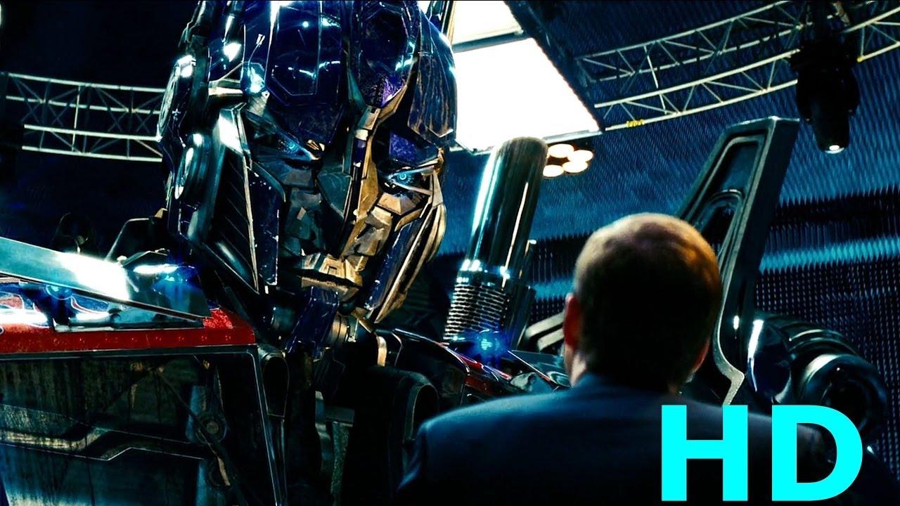 Download Optimus Prime N.E.S.T Base Scene -  Transformers: Revenge Of The Fallen-(2009) Movie Clip Blu-ray HD