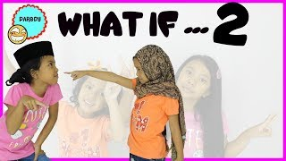 WHAT IF ... KEIRA CHARMA  JADI MALIN KUNDANG ??? Part 2 ♥ Parody Keira Charma