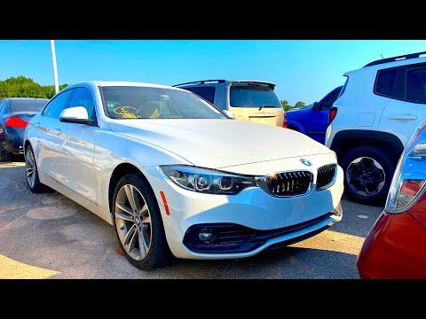 Copart Walk Around 8-25-2020 + 2019 BMW 430XI Gran Coupe!!