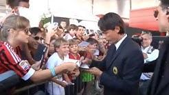 Realist Filippo Inzaghi bremst Euphorie   Italiener neuer Trainer beim AC Milan   Serie A