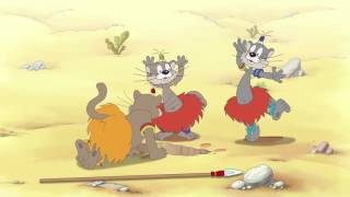 Leopold the Cat - Episode 3 - Animated Series   Kids Channel Network