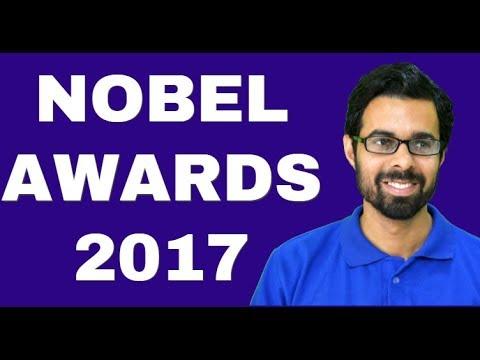 NOBEL AWARD 2017