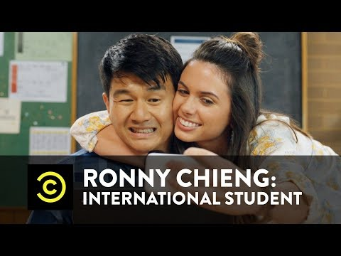 Now Streaming on the App - Ronny Chieng: International Student