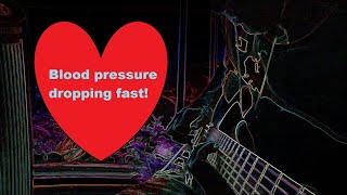 Decompression - 77 minutes of blood pressure lowering guitar improvisation (download on bandcamp!)