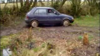 4x4 Subaru Justy 2