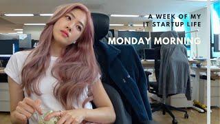 [vlog/브이로그] IT Startup Life, M…
