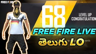 🔴FREEFIRE LIVE TELUGU🔴/ROAD TO 20K SUBSCRIBERS:-)\\🔥AO VIVO🔥/PLEASE SUPPORT HARD WORKER