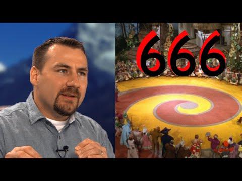 666 Hidden In Plain Sight (Revelation 13 E)