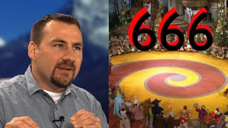 666 Hidden In Plain Sight (Revelation 13 E)