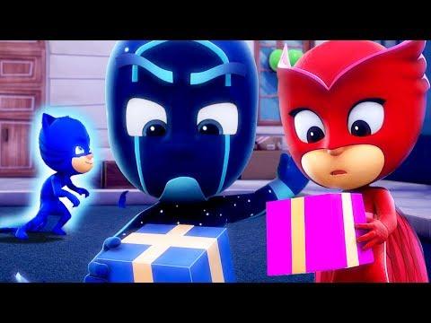 PJ Masks Deutsch Pyjamahelden 🎂 Geckos Geburtstagsparty | Cartoons für Kinder