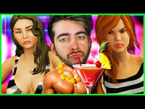 YOU DID WHAT?! THATS ILLEGAL! 😱 - House Party Gameplay (Dating Simulator Funny Moments)