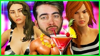 YOU DID WHAT?! THAT'S ILLEGAL! 😱 - House Party Gameplay (Dating Simulator Funny Moments)