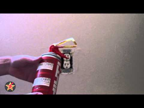 Stop Drafts From Electrical Outlets and Help Save Money