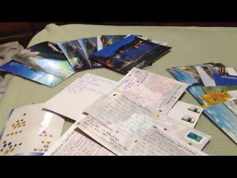 Mail Video Update Cape Breton Post card EXCHANGE April 19, 2018