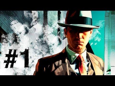 LA Noire Gameplay Walkthrough Part 1 - Upon Reflection