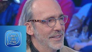 Luca Ward racconta la sua carriera di attore e doppiatore -  Vieni da me 11/02/2019