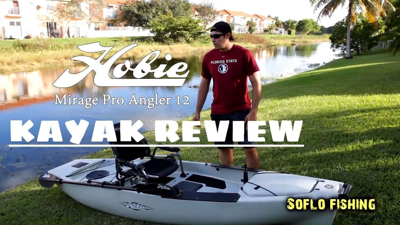 Pedal Kayak Review Best Fishing Kayaks Hobie Pro Kayak