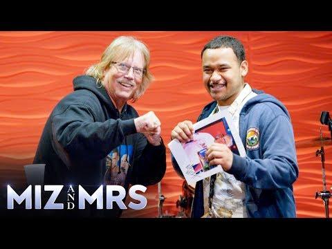 Mr. Miz has his first meet and greet: Miz & Mrs., Feb. 12, 2020