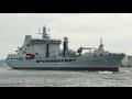 RFA TIDESPRING A136 - Royal Fleet Auxiliary replenishment vessel / イギリス海軍補助艦隊タイド級給油艦タイドスプリング
