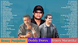 Benny Panjaitan (Panbers), Broery Marantika, Deddy Dores - Lagu Lawas 80an - 90an Penuh Kenangan