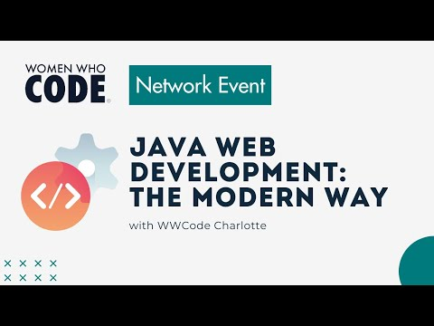 Java Web Development: The Modern Way