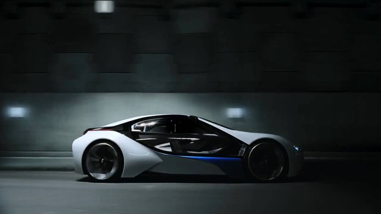 New BMW Commercial With New Vision Concept Car