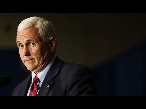 Is Mike Pence the Real Danger?
