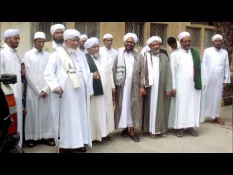 BaAlawi Mawlid Zikr Burda