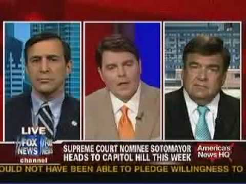 Issa on Fox News Discussing Supreme Court Justice Nomination
