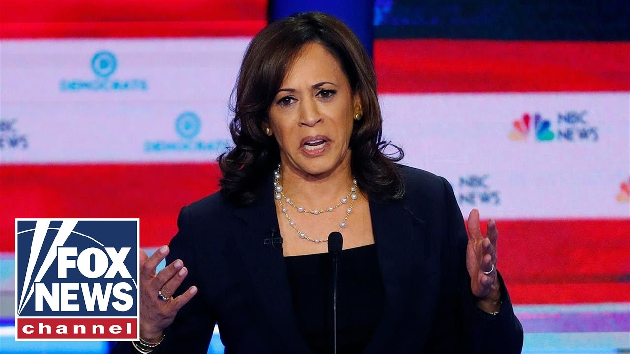 Kamala Harris slams ABC following debate: 'Not one question about abortion or reproductive rights'