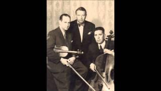 Dvorak - Piano trio n°4 - Oistrakh / Knushevitsky / Oborin
