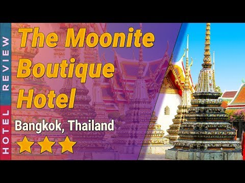 The Moonite Boutique Hotel hotel review | Hotels in Bangkok | Thailand Hotels