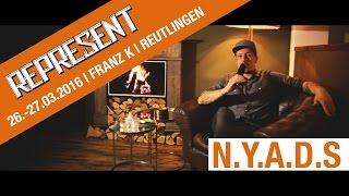 REPRESENT-TV | Reutlingen | 2016 | Interview | N.Y.A.D.S.