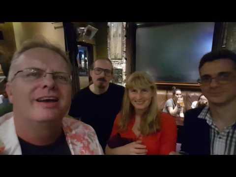 Wednesday night music at the Ben Nevis pub in Glasgow